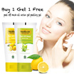 [Mustika Ratu] DUO FACE CARE PROMO BELI Peeling Gel GET Peel Off Masker (Lemon/Green Tea)