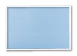 アルミ製パズルフレーム フラッシュパネル ホワイト(26x38cm)