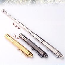 Outdoor Self-Defense Window Breaking Devic Telescopic Tool Tactical Survival Pen