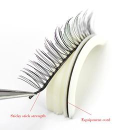 Self Adhesive false eyelashes individual eyelash extension Natural Long make up false mink
