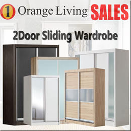 [FURNITURE SALES] Cheapest sliding door wardrobe for SALE! LOWEST price in the market!