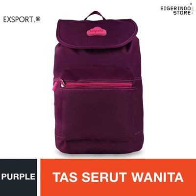 Qoo10 - Exsport Hit Color Citypack - Purple EIG0918-930001985002 ... 22bfe2f710