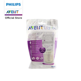 Philips Avent Breastmilk Storage Bag 6Oz/180ml