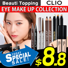 NEW★CLIO★EYE MKUP BEST★Gelpresso Waterproof/Sharp So simple/kill lasting superproof/kill brow [Beaut
