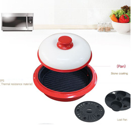 Microwave Range Mate microwave cookware microwave oven for Universal cooker circle home Baking