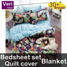 ★Factory Direct Sale!★ New Designs!【Bedsheet/Quilt cover/Blanket】Cheap n good!