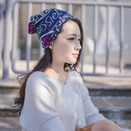 Wash wig hat female head scarves sports headband Korean fashion jewelry temperament scarf collar bea