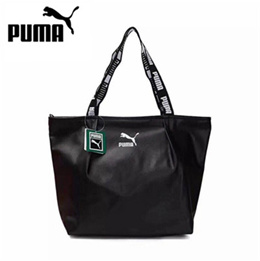 3ac6b02c2be3 2018 New Arrival PUMA Originals Handbag Shoulder Bag Unisex Sports Bags  Messenger Bag Tote Bag