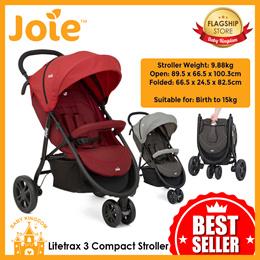 Joie Litetrax 3 Compact Stroller