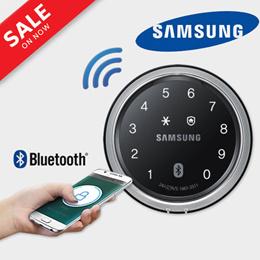 Samsung Smart Bluetooth digital door lock SHP-DS700 / SHP-DS705