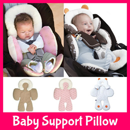 ★FREE GIFT★Total Body Support Head Pillow Padding Cushion★Baby Infant Newborn★JJ★Car Seat Stroller Rocker Pram Chair★Cole