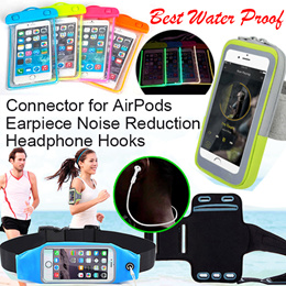 [JD Mall]🏃Unique Sports Armband 🏃Sports Waist Band Waist Pouch Armband for All Smartphone
