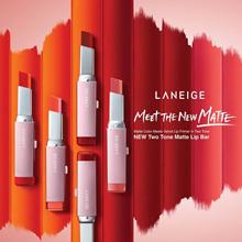 NEW LAUNCH! Laneige Two Tone Matte Lip Bar