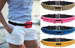 Running Waist Sports Pouch - TengYue Single Pocket / Double Pocket (5 Types-Multicolors)