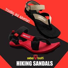 ✪ SABERTOOTH ✪ Hiking Sandals - Traveling and Adventure - Unisex Adventure Footwear 2021