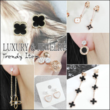 💕 LAURENCO💕 15th JAN. UPDATE!! / Trendy Luxurious Korean Style Earrings / Ring / Bracelet