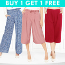 BUY 1 GET 1 [NEW 13 JUN]  OFFICE PANTS for DAILY USE - CELANA KANTOR Harian - 10 models