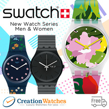 [CreationWatches] Brand New Swatch Originals Series For Mens  Womens - 100% Authentic