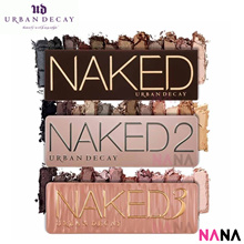 FREE SHIPPING URBAN DECAY NAKED 1/2/3 12-Color Eyeshadow Palette