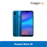 (RM1160 WITH RM120 COUPON) Huawei Nova 3E 4GB RAM / 128GB ROM (Huawei Malaysia Warranty)