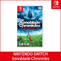【Ready Stock】 Nintendo Switch Xenoblade Chronicles: Definitive Edition //