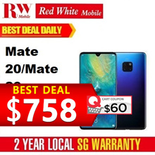 Huawei Mate 20 / 20 Pro /  20 X   - 2 Year Local Huawei Warranty