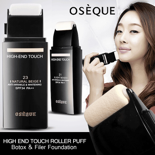 ?ROLLER PUFF?ROLLER PUFF?SOLD 1 MILLION PIECES IN KOREA? High-End Touch 21/23?OSEQUE? Deals for only Rp45.000 instead of Rp45.000