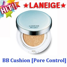 【LANEIGE【BB Cushion [Pore Control] SPF50+ PA+++/ WATERY CUSHION CONCEALER/ BRUSH PACT