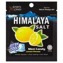 Big Foot Himalaya Salt Mint Candy Lemon Flavour 15g