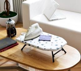 Foldable mini iron board ironing board ironing iron / household iron mini hanger