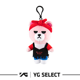 KRUNK X BLACKPINK IN YOUR AREA KEYRING
