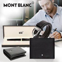 MONTBLANC WALLET/ CARDCASE / KEYHOLDER / BELT/ NOTE Collection ®️ Montblanc Official Store