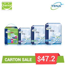 *Free Shipping*TENA Adult Diapers Carton Sale