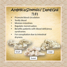 1 tael Angelica Sinensis  (Small Large Sweet (out of stock) )