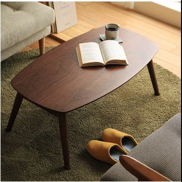 Japanese Coffee Table.Japanese Scandinavian Design Coffee Table Foldable Legs Home Furniture