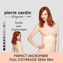 Perfect Microfiber Full-coverage Demi Bra