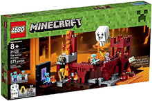 [sb]LEGO Minecraft The Nether Fortress 21122[USA]