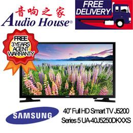 SAMSUNG UA-40J5250DKXXS 40 FHD SMART LED TV ***3 YEAR SAMSUNG WARRANTY***