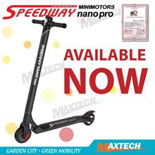 ★Korea Minimotors Authorised Distributor★ SPEEDWAY NANO Pro Carbon | SPEEDWAY NANO Aluminium