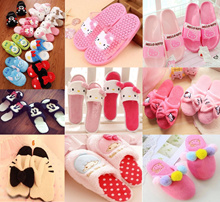 ❤ Hello Kitty Slipper ♥ Kids/ Adults Cartoon Cushion Melody Bedroom Bathroom Toilet Anti Slip Shoes