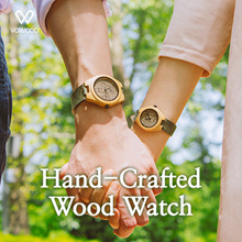 [Vowood]  2 color Bamboo watch from Korea - Special Carving Service♥