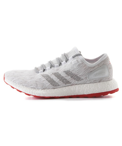 detailed look d0248 c655f (ADIDAS) [CM8323] PureBOOST DPR LTD WHITE/GREY/RED