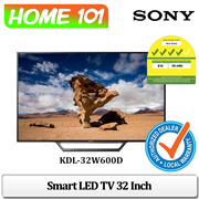 SONY Smart LED TV 32 Inch KDL-32W600D