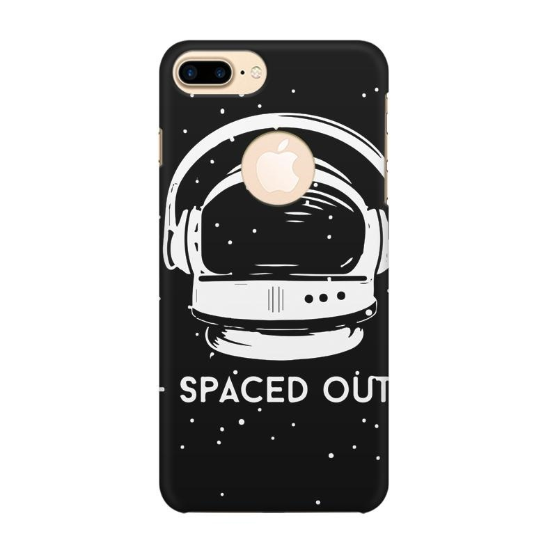 Spaced out by music design Apple Iphone 7 plus printed phone case from  MOTIVATE BOX [CRG]