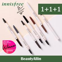 Innisfree - [ ★ 1+1+1 Special Discount ★ ] Auto Eyebrow Pencil 0.3g 7 Color / Korea Cosmetic