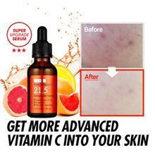 BY WISHTREND Pure Vitamin C21.5% Advanced Serum