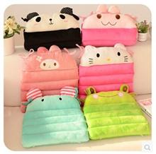 Fashion Variety Office thickening folding sofa cushion pad cartoon cute student dining chair cushion