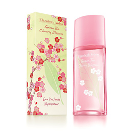 [pinkcity.sg] ELIZABETH ARDEN GREEN TEA CHERRY BLOSSOM 100ML EDT