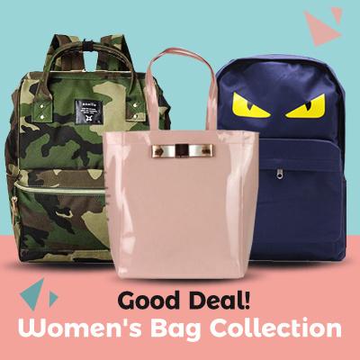 END of SEASON SALE!! Koleksi tas keren dengan diskon besar! Anello Urban Monster T Baker DLL!! Deals for only Rp143.000 instead of Rp143.000