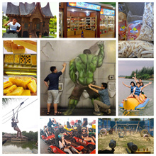 One Day Batam City Tour